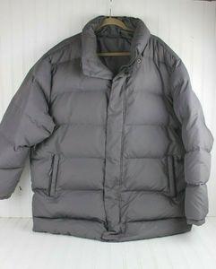Calvin Klein XL Down Jacket Warm Hidden Hood